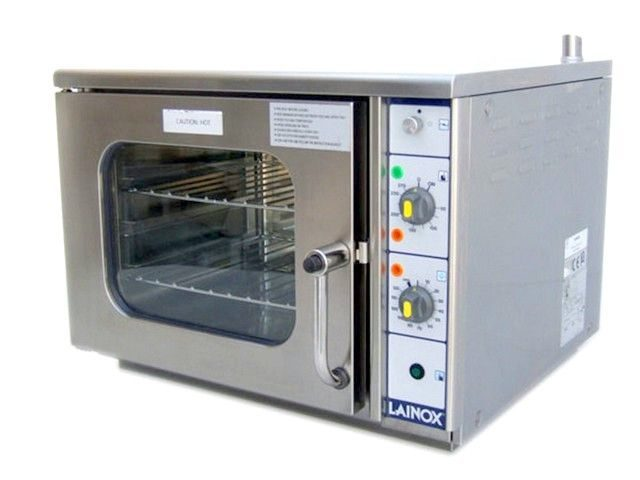 Lainox FE Table Top Convection Oven Front Right