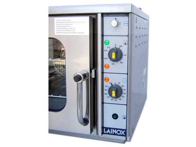 Lainox FE Table Top Convection Oven Controls