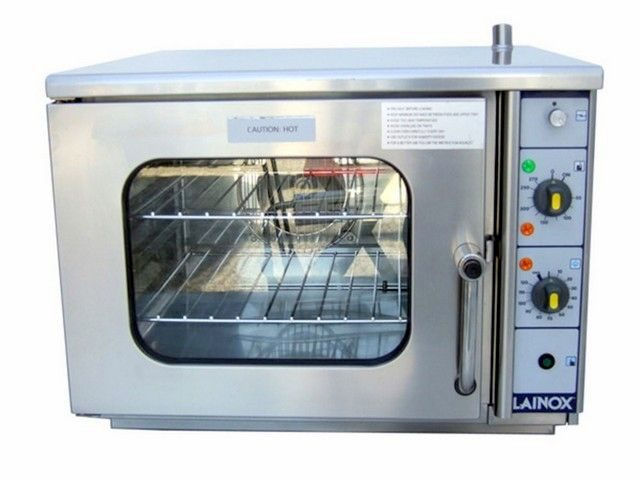Lainox FE Table Top Convection Oven Front