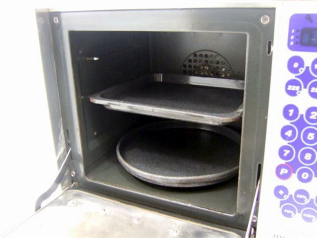 Merrychef EE Combination Oven Inside