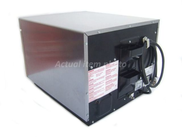 Amana W Commercial Microwave Rear