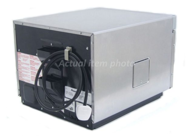 Amana W Commercial Microwave Rear Left