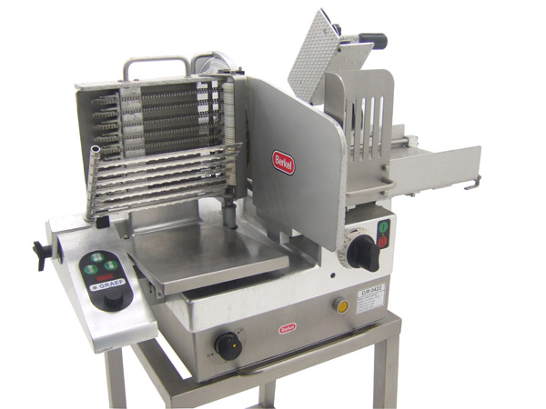 Avery Berkel VA300 Automatic Slicer Closeup
