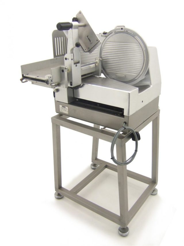 Avery-Berkel-VA300-Automatic-Slicer-Rear-Left
