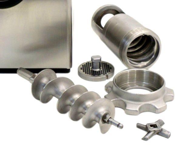 Bizerba Mincer Parts Closeup
