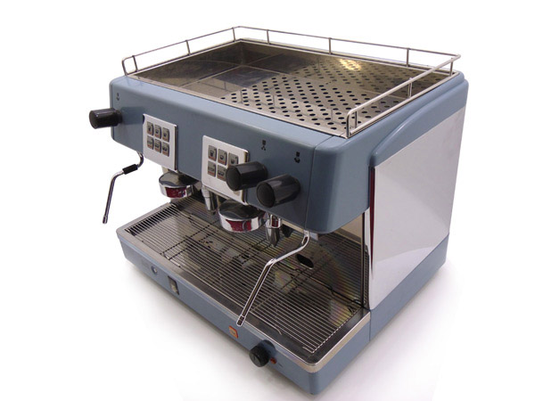 Brasilia Roma Group Espresso Coffee Machine Front Angled