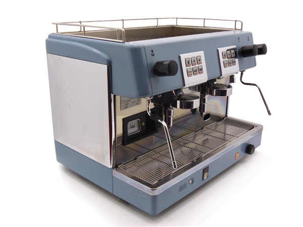 Brasilia Roma Group Espresso Coffee Machine Front Left