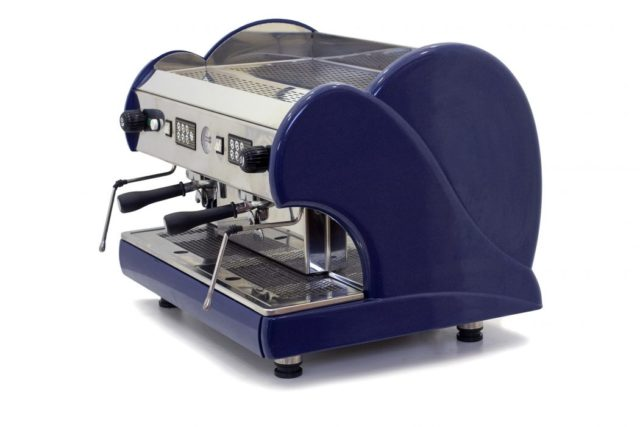 CMA Group Automatic Traditional Espresso Machine Side