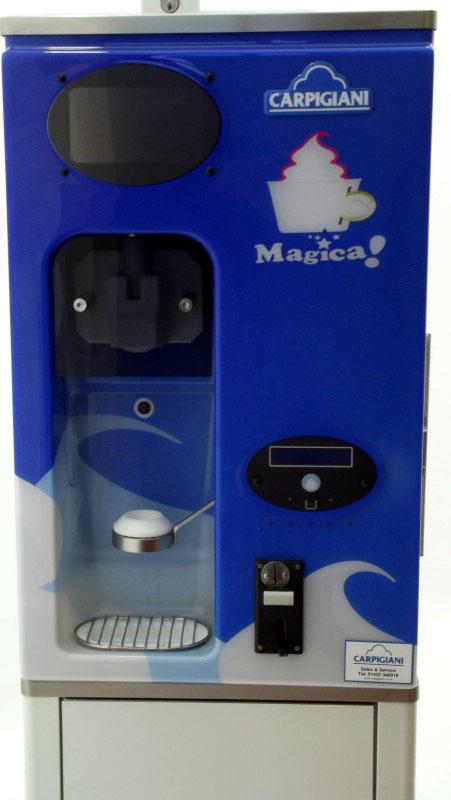 Carpigiani-191-P-SP-Magica-Ice Cream-Machine-Front