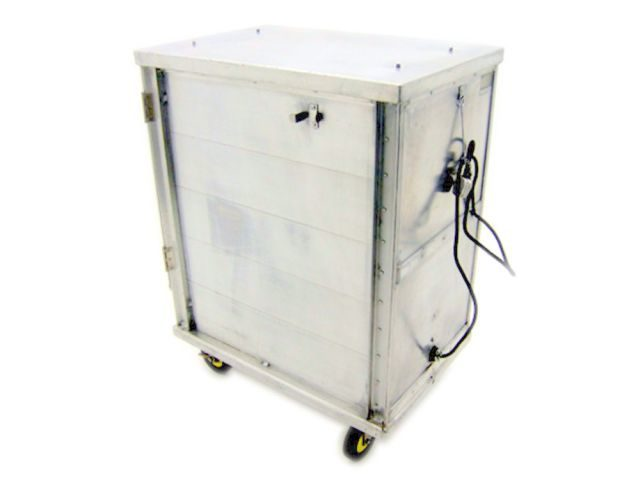 Cres Cor Crown X Proofing Holding Cabinet Rear