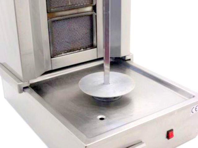 Doner Kebab Machine Burner Plate