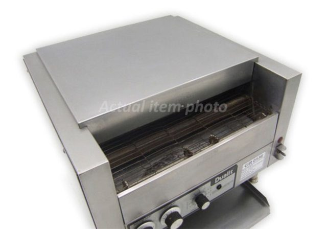 Dualit Conveyor Turbo Toaster Front Top