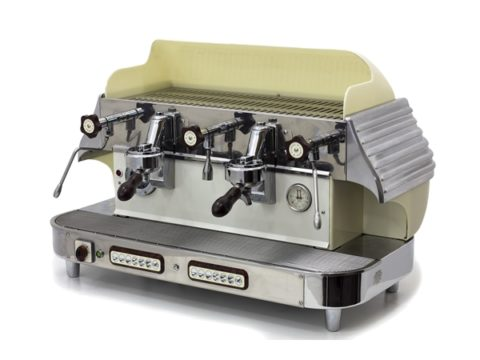 Elektra Barlume Group Coffee Machine Front