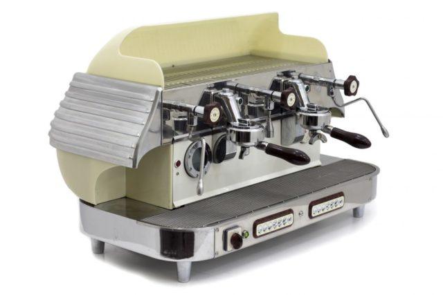 Elektra Barlume Group Coffee Machine Left