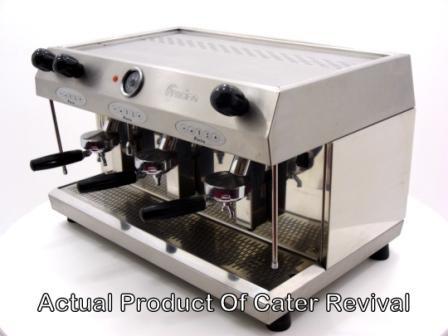 Fracino 3 Group Espresso Machine Front