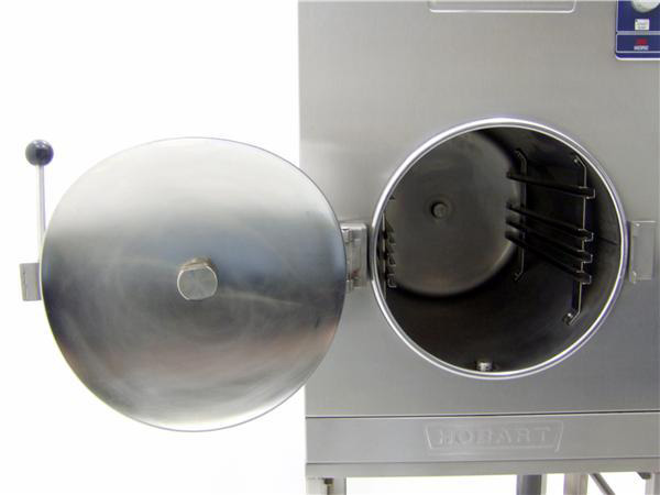 Hobart-304-Pressure-Steam-Cooker-Door