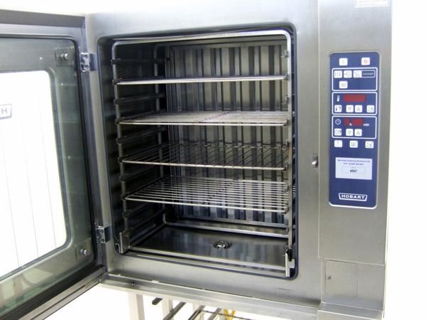 Hobart-C8101-2E-Combination-Oven-Front-Door