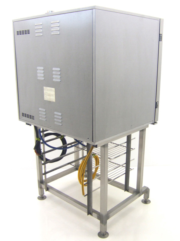 Hobart-C8101-2E-Combination-Oven-Rear