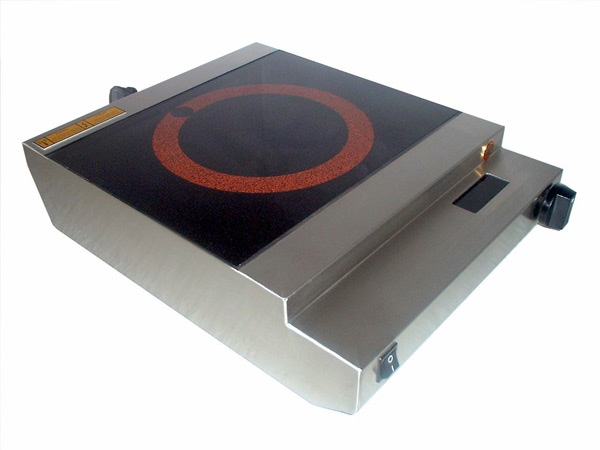 Induced-Energy-Induction-Hob-Front