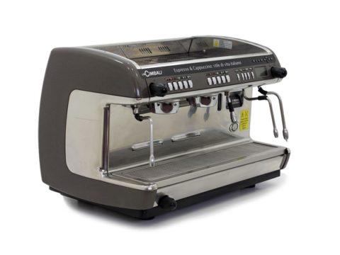 La Cimbali M Dosatron Espresso Machine Front Left