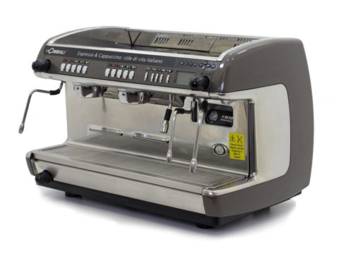 La Cimbali M Dosatron Espresso Machine Front Right