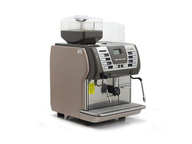 La Cimbali M Dolcevita Coffee Machine Front Left