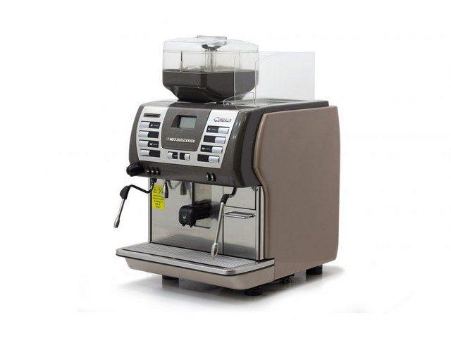La Cimbali M Dolcevita Coffee Machine Front Right