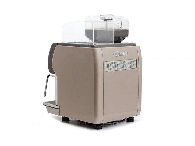 La Cimbali M Dolcevita Coffee Machine Rear