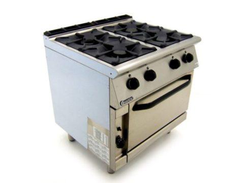 Mareno CFG G Burner Gas Oven Range Front