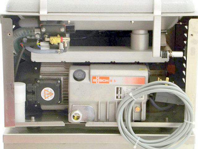 Multivac C Vacuum Packing Machine Internals