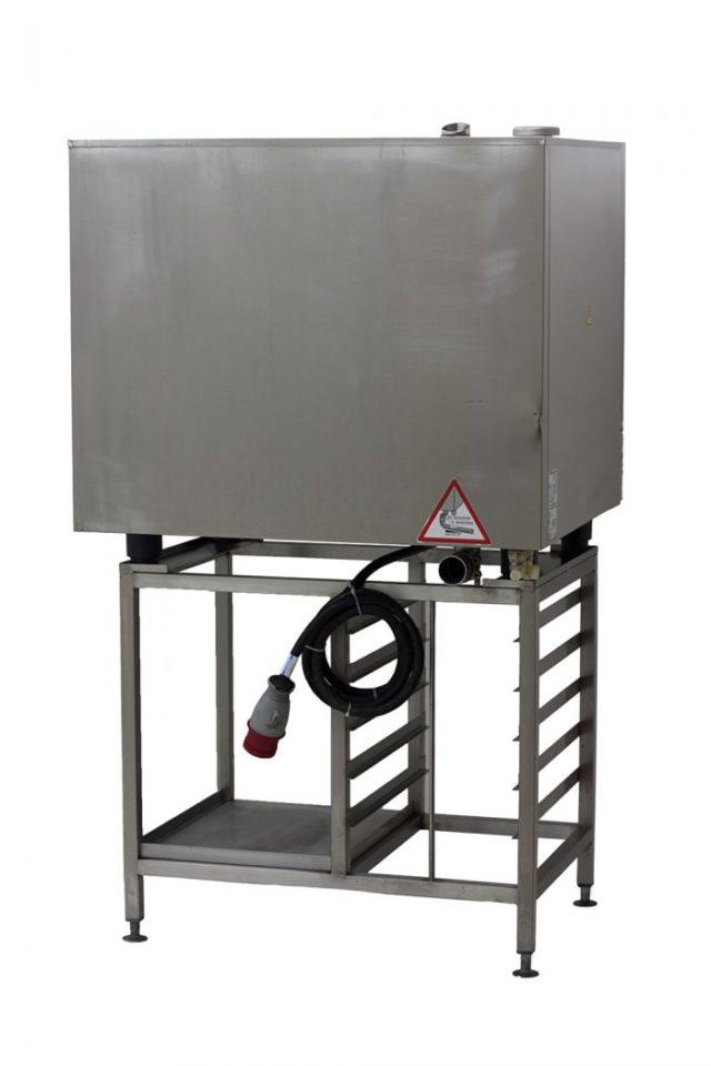 Rational-CM61-6-Grid-Combi-Oven-Rear