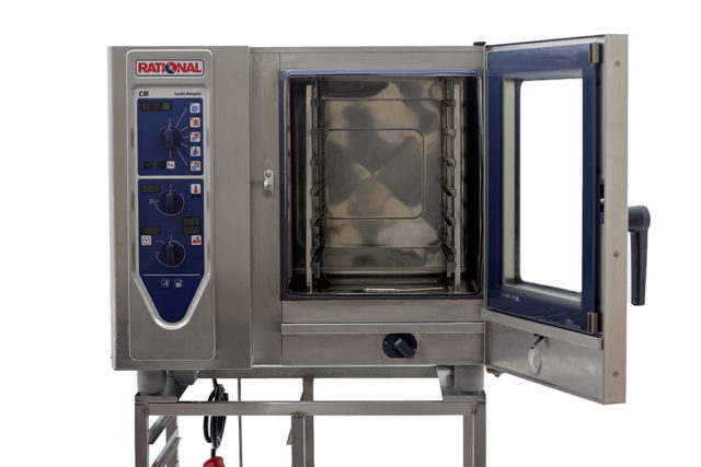 Rational-CM61-Combi-Oven-Inside