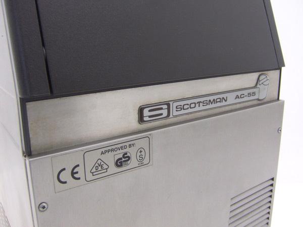 Scotsman-AC-55-Ice-Machine-Logo