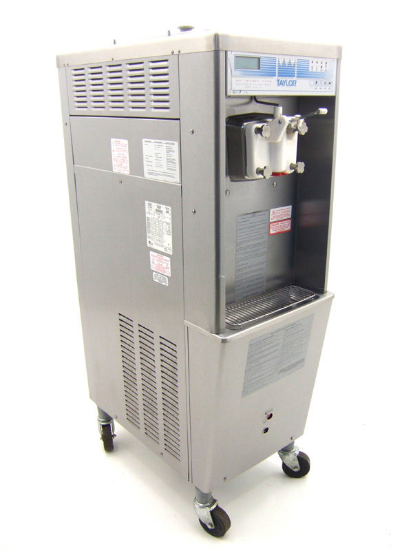 Taylor Ice Cream Machine Model PH71 58 Front Left