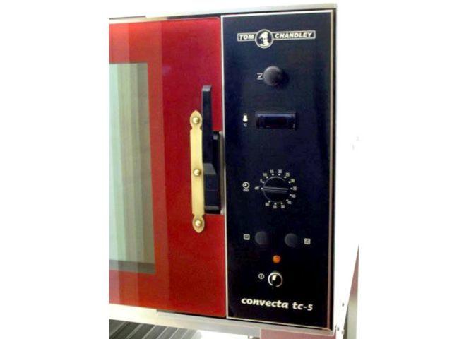 Tom Chandley Convecta TC Bake Off Oven Controls
