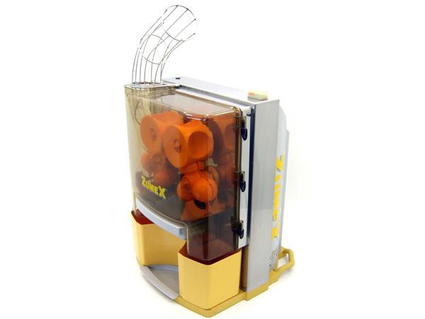 Zumex Automatic Citrus Juicer Left