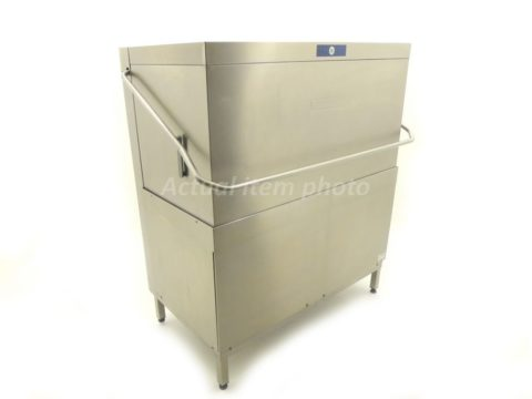 Hobart AMXXR Twin Dishwasher