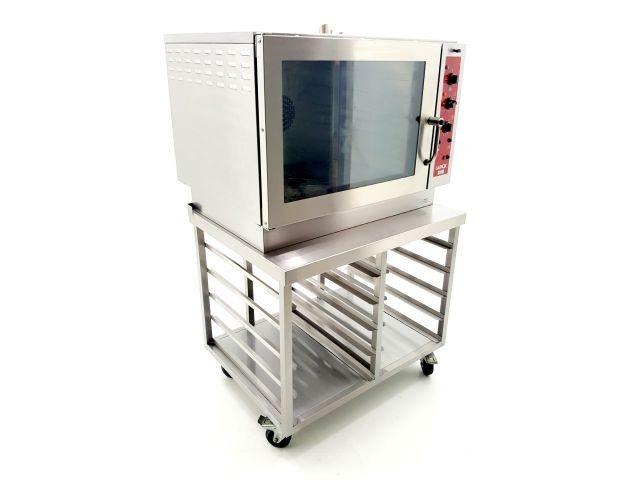 Lainox BPGM Gas Combination Oven