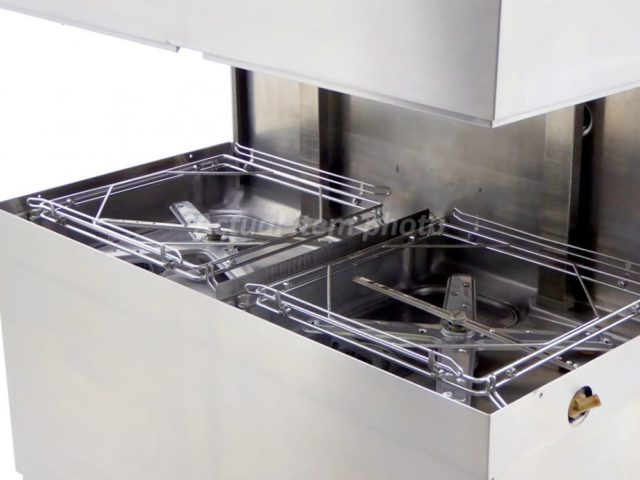 Hobart Twin Pass Through Dishwasher
